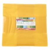 Bella Solids Yellow Junior Layer Cake