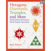 Hexagons, Diamonds, Triangles, And More Book by Kelly Ashton