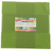 Bella Solids Fresh Grass Junior Layer Cake
