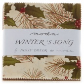 Winter's Song Charm Pack