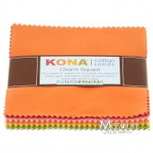 Kona Cotton - Sunrise Charm Pack