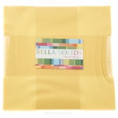 Bella Solids 30's Yellow Junior Layer Cake