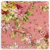 Rosemont Gazebo - Rosemont Tea Rose Yardage