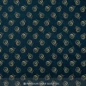 Sunflower Song - Sunflower Navy Yardage