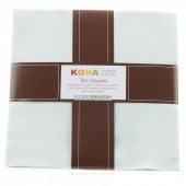 Kona Cotton - Overcast Ten Squares