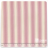 Bungalow - Stripes Lavender Yardage