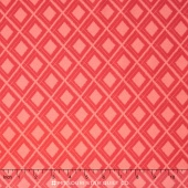 Simply Colorful - Ikat Red Yardage