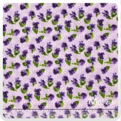 Lovely -  Purple Yardage
