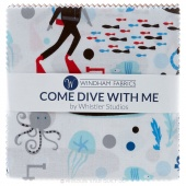 Come Dive With Me Charm Pack