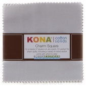 Kona Cotton - Gray Area Charm Pack