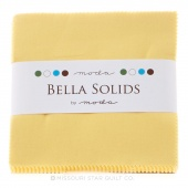Bella Solids 30's Yellow Charm Pack