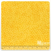 Moda Marble Dots - Yellow Yardage