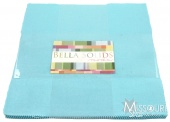 Bella Solids Egg Blue Layer Cake