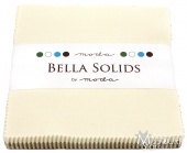 Bella Solids Neutral Charm Pack