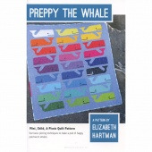 Preppy the Whale Pattern