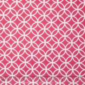 Cozy Cotton Flannels - Medallion Hot Pink Yardage