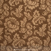Mille Couleurs - Wide Damask Walnut Backing