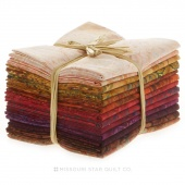 Malam Batiks Fire Fat Quarter Bundle