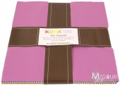 Kona Cotton - Bright Palette Ten Squares