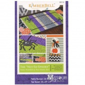 The Not So Spooky Table Runner & Tea Towel Set Pattern