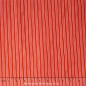 Block Party - Stripe Tomato Yardage