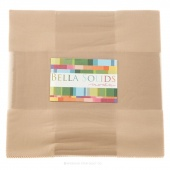 Bella Solids Tan Junior Layer Cake