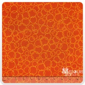 Dazzle - Orange Yardage