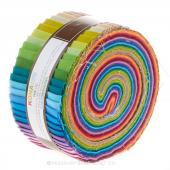 Kona Cotton New Colors 2014 Roll Up