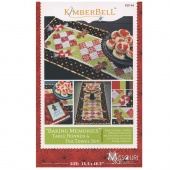 Baking Memories Table Runner & Tea Towel Set Pattern