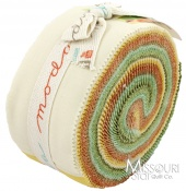 Bella Solids Warm Jelly Roll