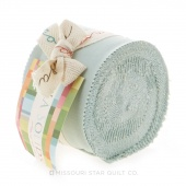 Bella Solids Home Town Sky Junior Jelly Roll by Moda