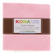 Kona Cotton - Powder Room Charm Pack