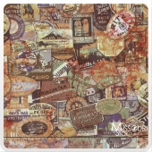 Eclectic Elements - Travel Neutral Yardage