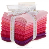 Kona Cotton - Fragrant Fuchsia Fat Quarter Bundle