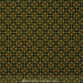 Tole Christmas - Lattice Midnight Yardage