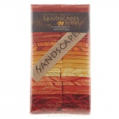 Artisan Spirit - Sandscapes Sunglow/Coral Metallic Strips