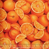 Farmer's Market - Orange Yardage