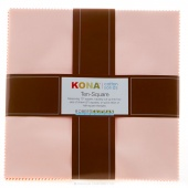 Kona Cotton - Blushing Bouquet Ten Squares