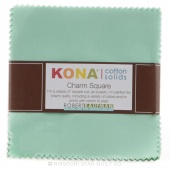 Kona Cotton - Lush Lagoon Charm Pack