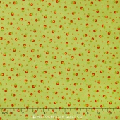 Block Party - Posies Leaf Yardage