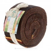 Bella Solids Kansas Jelly Roll by Moda