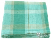 Tea Towel - Green Plaid