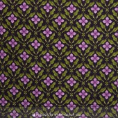 Fresh Lilacs - Lilac Medallion Yardage