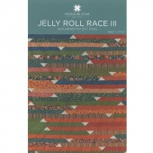 Jelly Roll Race Quilt Pattern by MSQC