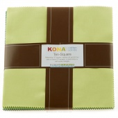 Kona Cotton - Spring Meadow Ten Squares