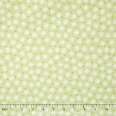 Cozy Cotton Girl - Celery Flannel Yardage