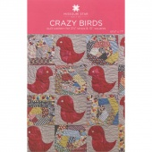 Crazy Birds Pattern by MSQC