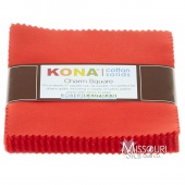 Kona Cotton - Lipstick Charm Pack