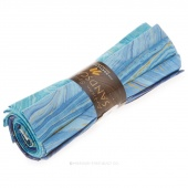 Artisan Spirit - Sandscapes Atmosphere/Lagoon Metallic Fat Quarter Bundle