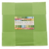 Bella Solids Lime Junior Layer Cake